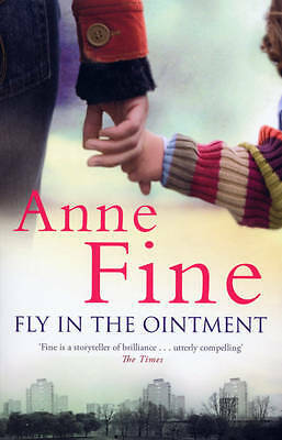 Fly in the Ointment, Anne Fine, New