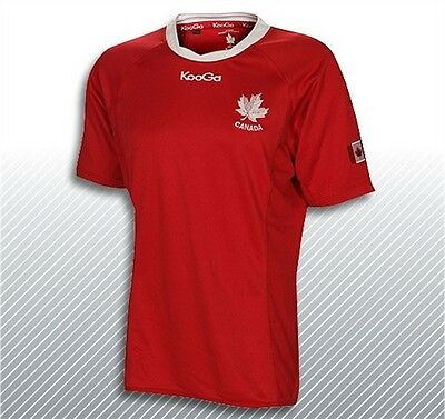 Rugby Canada Retro Jersey *Player Quality *Compression Fit * Many sizes