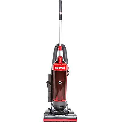 Hoover WR71WR01 750W Whirlwind Bagless Upright Vacuum Cleaner in White & Red
