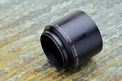 PENTAX LENS SHADE HOOD for 135 150 200mm PENTAX LENS 49mm METAL MADE by PENTAX