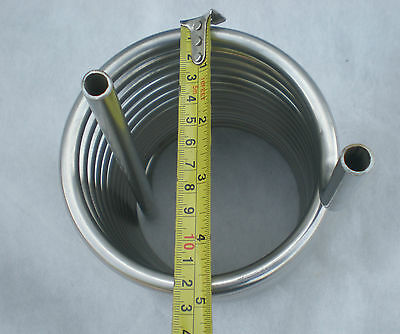 Stainless Coil, hot water or multi-use, flexible, b12689.1, 5002963