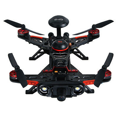 Walkera Runner250 Advance Quadcopter w/ GPS HD1080P Camera w/o Transmitter OSD