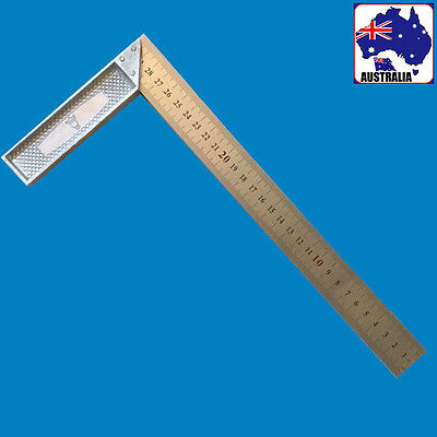 300mm Try Tri Square Working Ruler Tools 90 Degree Angle TSQUA 3369