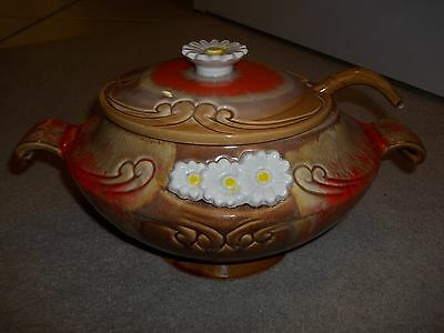 Vintage Retro 1960,s Soup Tureen Maurice of Calif