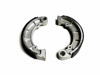 Rear Brake Shoes: 1993 - 1999 Kawasaki Bayou 400 4x4 ATV