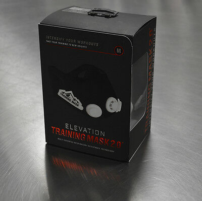 Elevation Training Mask 2.0 | Simulate High Altitude (FREE EXPRESS SHIPPING)