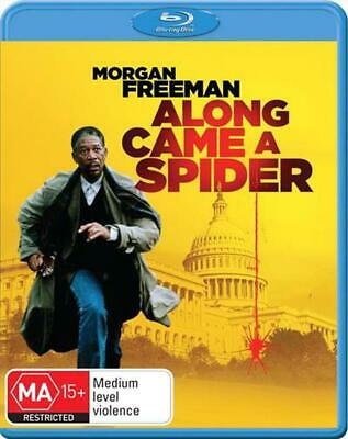 Along Came a Spider - BLR Region A Free Shipping!
