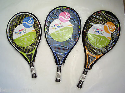 New!!! Anz Hot Shots Tennis Racquets. Various Sizes Available