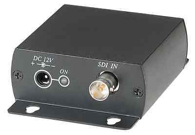 HD-SDI & RS485 Data Repeater Over Coaxial Cable up to 200 meters/ 656 feet