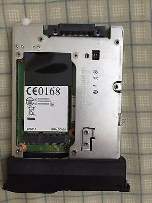 Panasonic Toughbook CF30 WWAN gobi wireless card sled Qualcomm 2723A-UNDP1