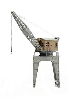 TRAVELLING DOCKSIDE CRANE Dapol C030 Plastic KIT 00/HO Gauge 1/76 Model Railways
