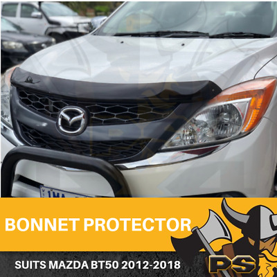 Bonnet Protector for Mazda BT50 2011-2016 Dual Cab Tinted Guard