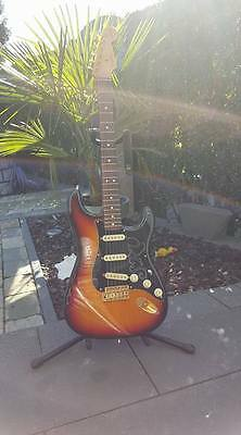 Fender  Stratocaster Stevie Ray Vaughan Sign Strat First Year.