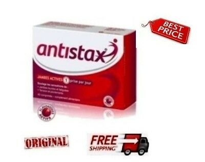 ANTISTAX (Original Boehringer) Pain - Swelling Legs 30 tab -One Month Supply