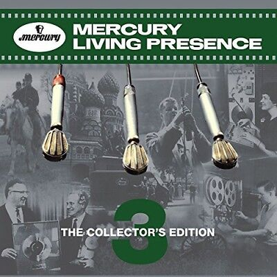 Various Artists - Mercury Living Presence 3 [New CD] Boxed Set