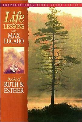 Life Lessons: Book of Ruth and Esther by Max Lucado (English) Paperback Book Fre