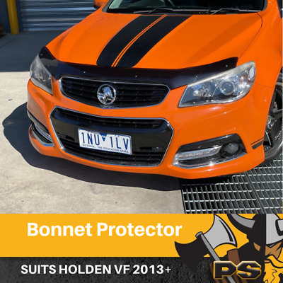 Bonnet Protector for Holden Commodore VF  2013-2017 Tinted Guard
