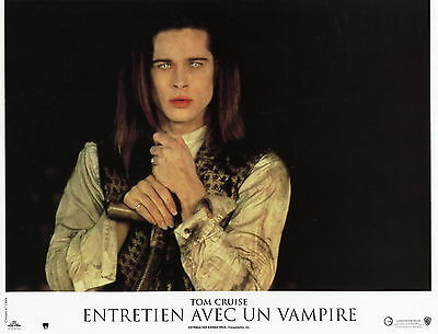Brad Pitt  Interview With The Vampire 1994 Vintage Lobby Card #4