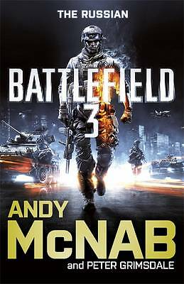 Battlefield 3: The Russian, Andy McNab, Peter Grimsdale, New
