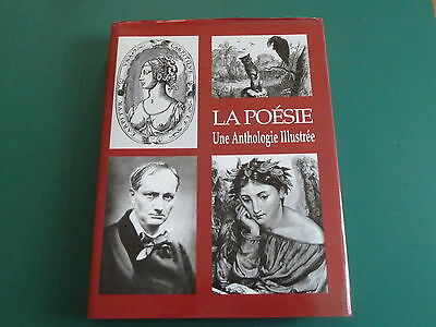La poésie une anthologie illustrée - Bookking International 1996