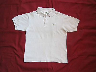 Lacoste Polo  Bimbo Boys Years 10 Anni Originale