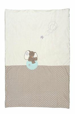Nattou Bubbles Plaid Lighweight Duvet - 120 x 85 cm