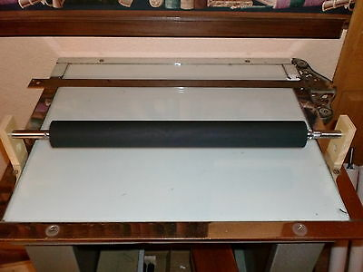 1 ROLLER 10x15 C+P Rubber Chandler Price letterpress printing press