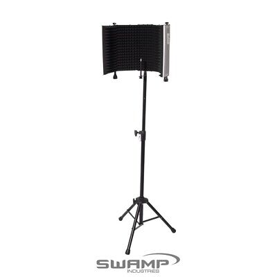 iSK RF-5 Sound Reflection Filter - Recording Vocal Booth with Stand