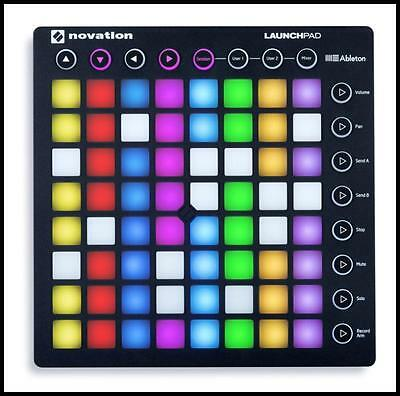 Novation Launchpad S MKII MIDI Controller for Ableton Live Mk2 Launch Pad