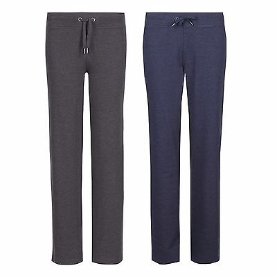 Ladies Ex M&S Straight Leg Drawstring Joggers with Stay New Sizes 8-24 Trousers