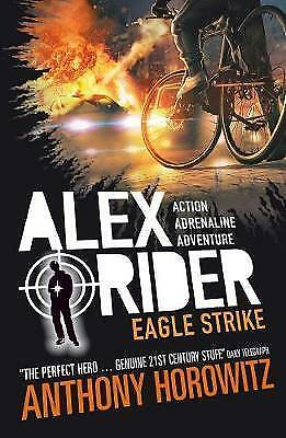 Eagle Strike (Alex Rider), Horowitz, Anthony, New