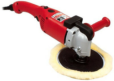 "Milwaukee 5540 7"" Polisher 11 Amp Trigger Speed Control"