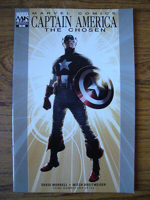 Captain America The Chosen #2 Variant Edition Comic