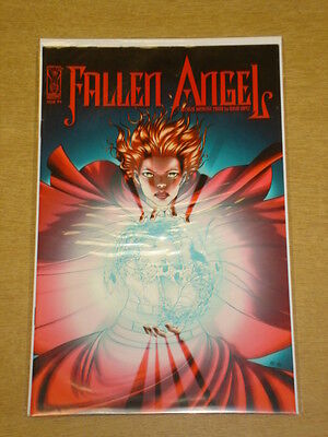 Fallen Angel #4 Idw Publishing Retailer Incentive Cover