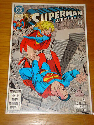 Action Comics #677 Dc Near Mint Condition Superman May 1992