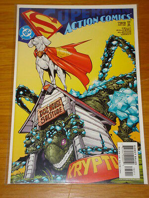 Action Comics #789 Dc Near Mint Condition Superman May 2002