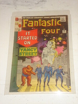 Fantastic Four #29 Fn+ (6.5) Watcher August 1964 Jack Kirby*