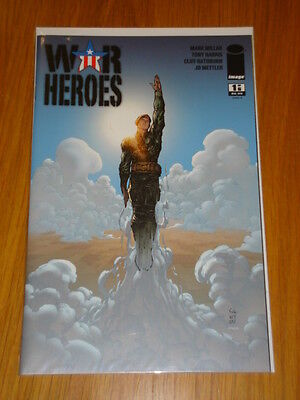 War Heroes #1 Variant Edition Cover B Mark Millar Image Comics