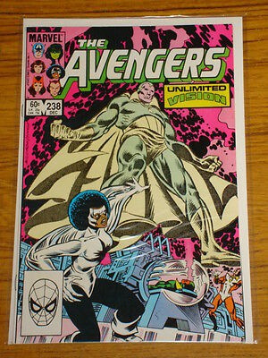 Avengers #238 Vol1 Marvel Comics December 1983