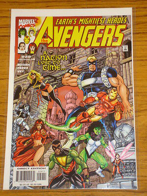 Avengers #29 Vol3 Marvel Comics June 2000