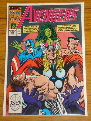 Avengers #308 Vol1 Marvel Comics October 1989