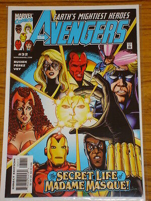 Avengers #32 Vol3 Marvel Comics September 2000