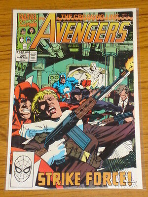 Avengers #321 Vol1 Marvel Comics August 1990