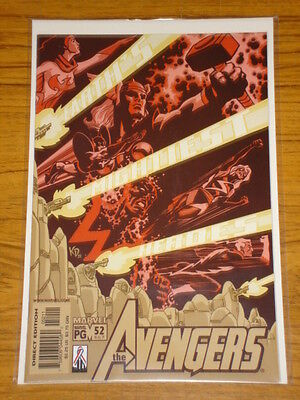 Avengers #52 Vol3 Marvel Comics May 2002
