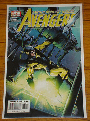 Avengers #59 Vol3 Marvel Comics December 2002