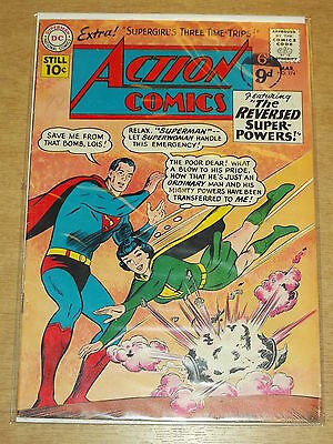 Action Comics #274 Fn (6.0) Dc Superman Supergirl March 1961