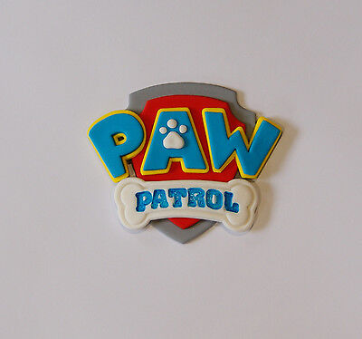 Paw Patrol Logo Edible Cake Topper X 1 - Choose Your Size.... Fantastic (1)