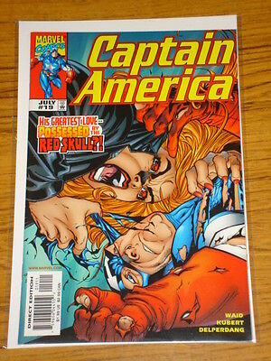 Captain America #19 Vol3 Marvel Comics July 1999