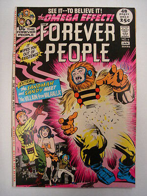 Forever People #6 Fn (6.0) Dc Comics 48 Pages