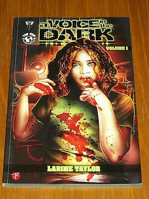 A Voice In The Dark Vol 1 Larime Taylor Image Top Cow < 9781632150578